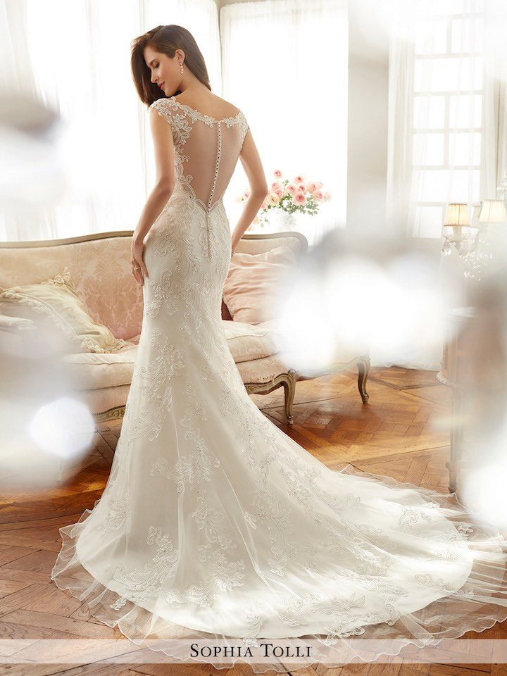 Spring 2017 Sophia Tolli Wedding Dresses - MODwedding
