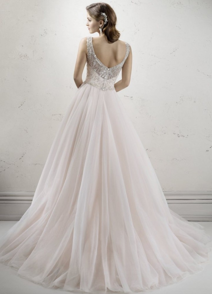 bridal trends wedding dresses alluring lace tulle details
