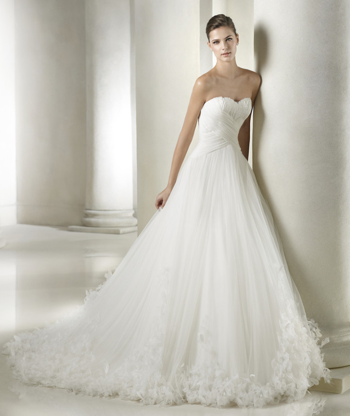 How Much Are San Patrick Wedding Dresses Discount