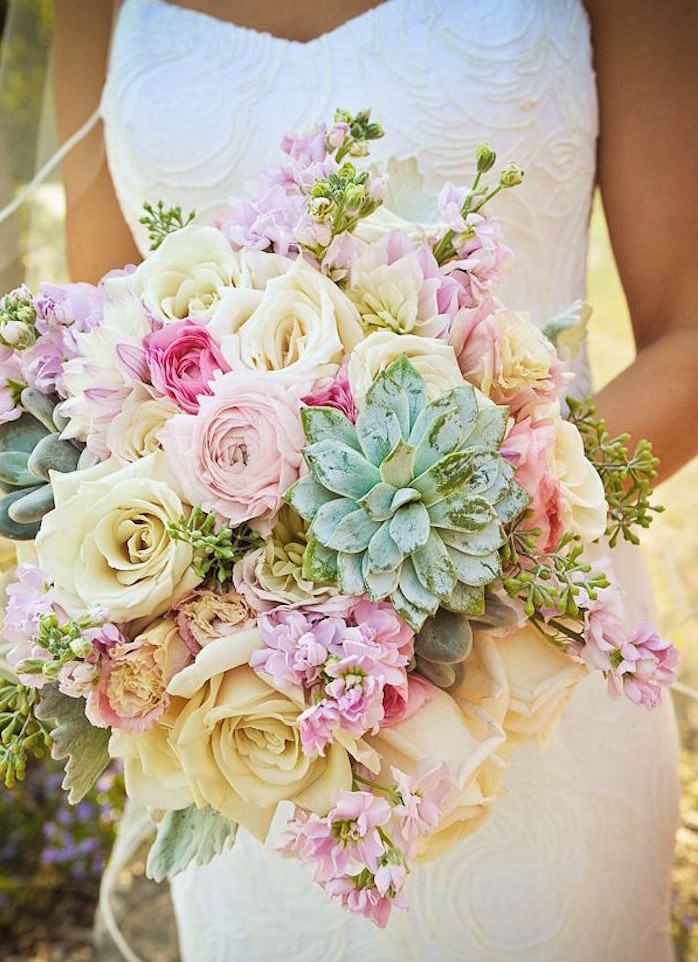 Summer wedding colors that inspire modwedding for Summer wedding color combinations