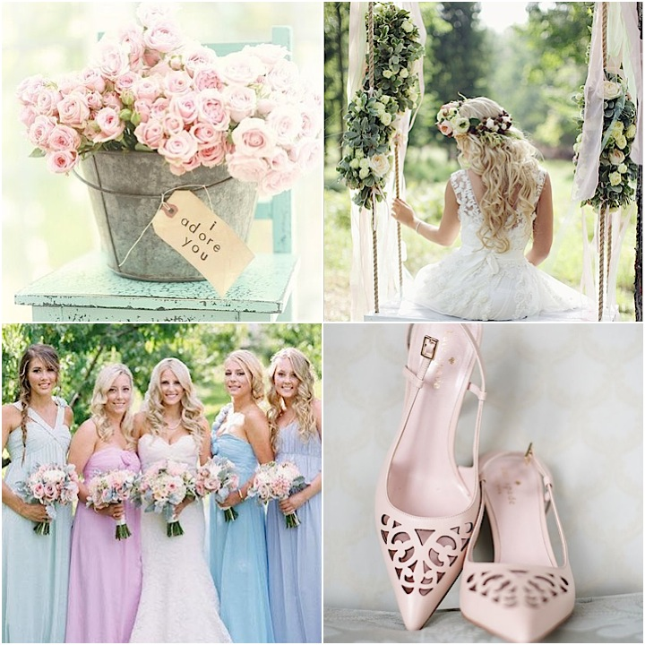 Wedding Color Ideas Summer: Summer Wedding Colors That Inspire