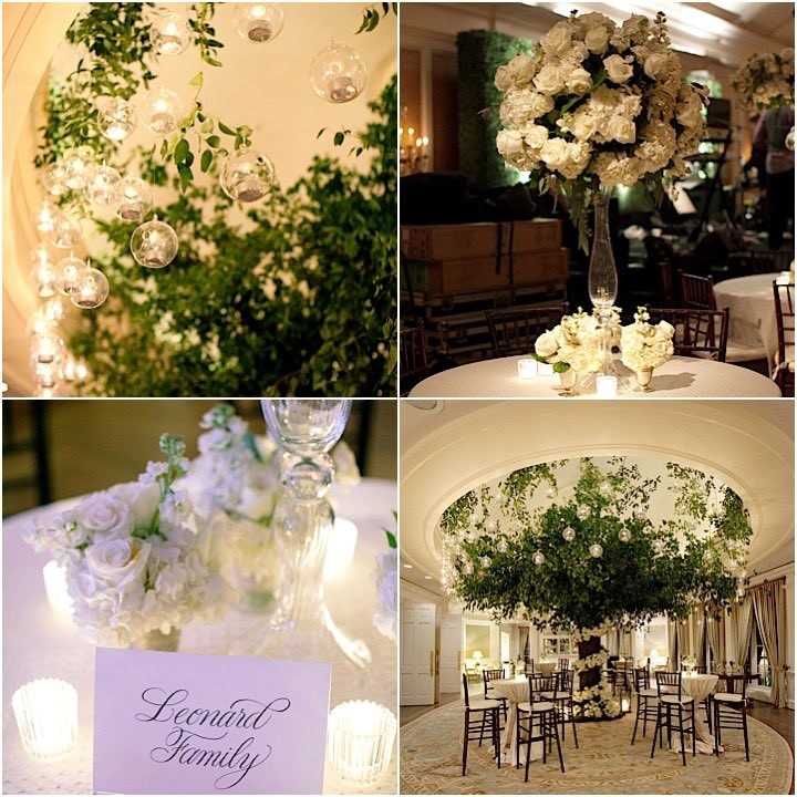 Texas Wedding: Refined Glamour And Elegance