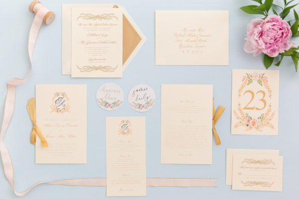 Classic Texas Wedding at Houston Country Club from Amalie Orrange Photography