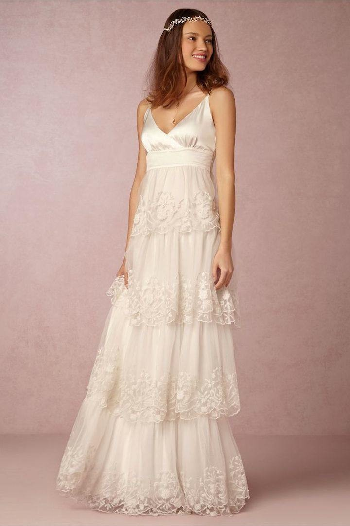 Vintage lace wedding dress 9 082015ch for Vintage wedding guest dresses