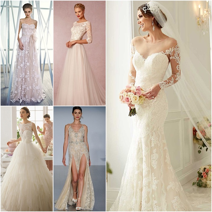 Trubridal Wedding Blog | Vintage Wedding Dresses with a Modern Spin ...