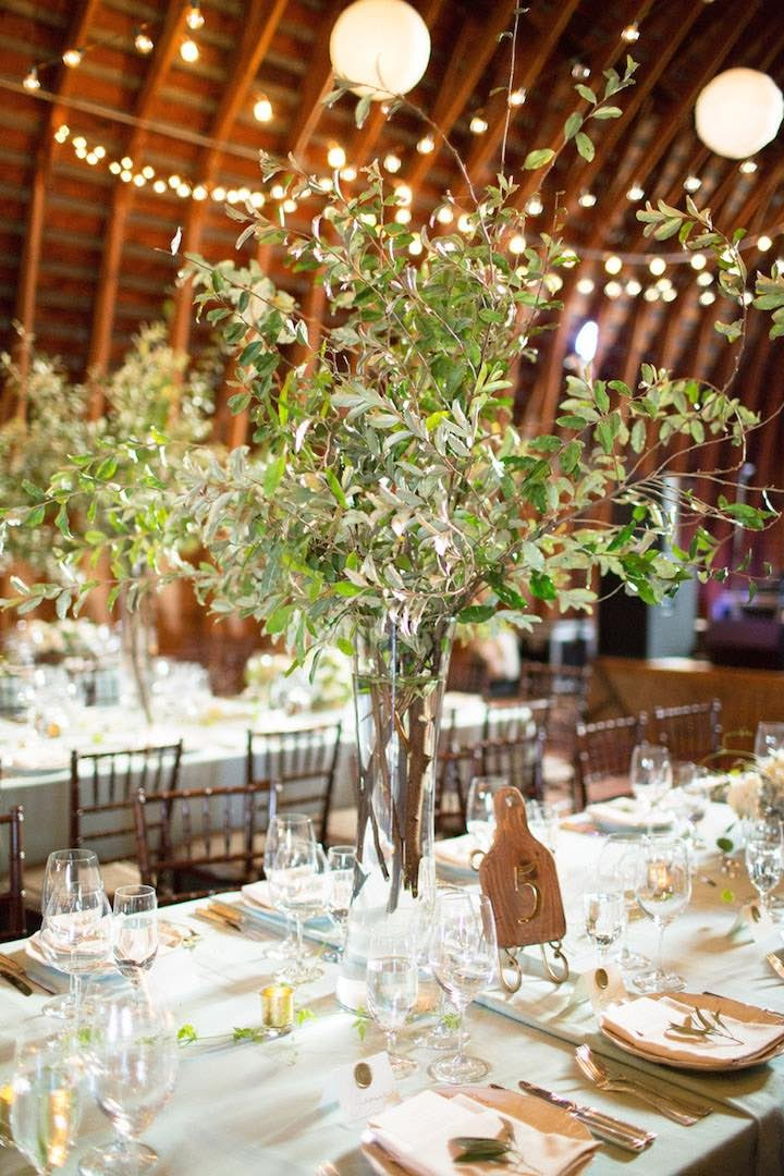 Nancy Ray Photography via ModWeddings, Florist Nature Composed