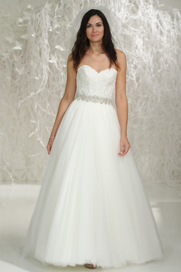 Watters Wedding Dresses Spring 2016 - MODwedding