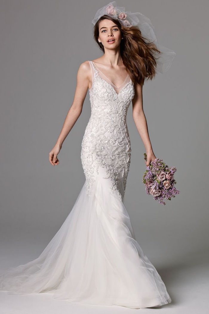 Watters wedding dresses fall 2015 collection modwedding for Watters wtoo wedding dresses