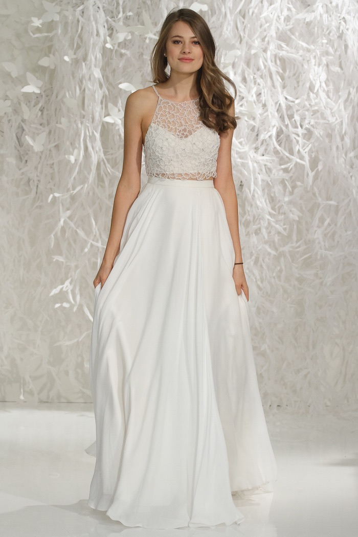 Watters wedding dresses spring 2016 modwedding for Wedding dresses by watters