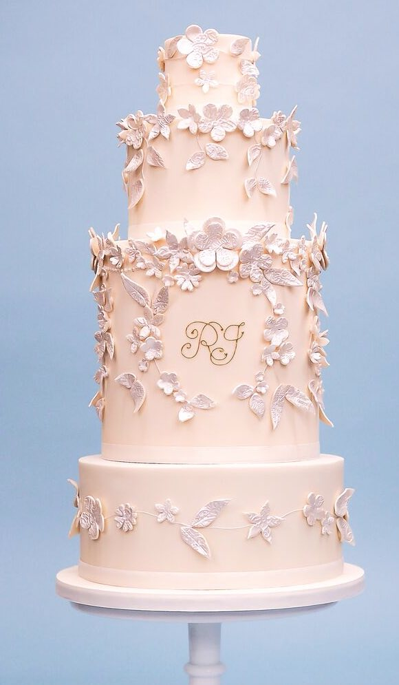 The Most Beautiful Rosalind Miller Wedding Cakes Made To