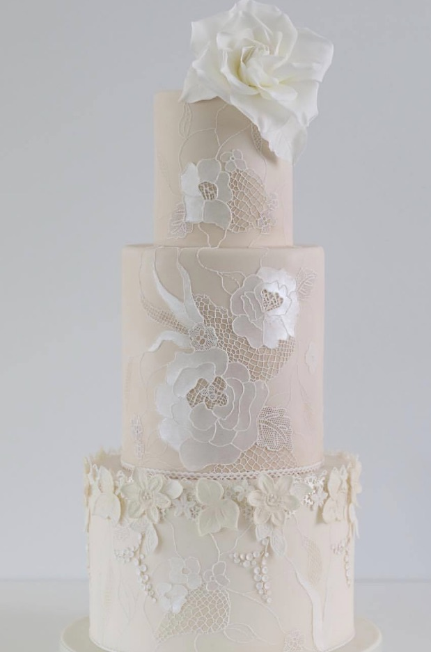 The most beautiful wedding cakes for every wedding style see the deliciousness for yourself and let these elegant wedding cakes satisfy your cravings solutioingenieria Image collections