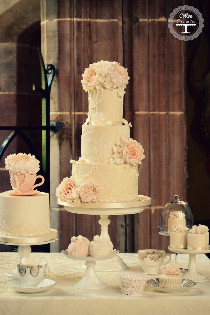 16 Smart Ways to Save on Your Wedding Cake - crazyforus
