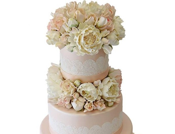 Adorable Wedding Cakes from Pink Cake Box