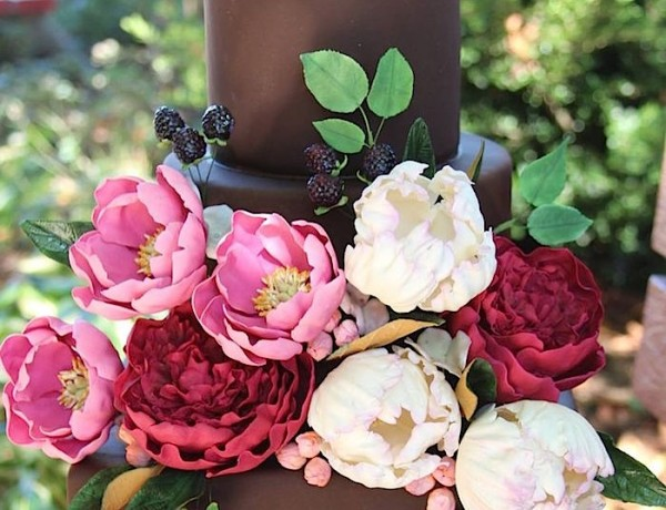 Breathtaking Wedding Cakes for a Romantic Wedding