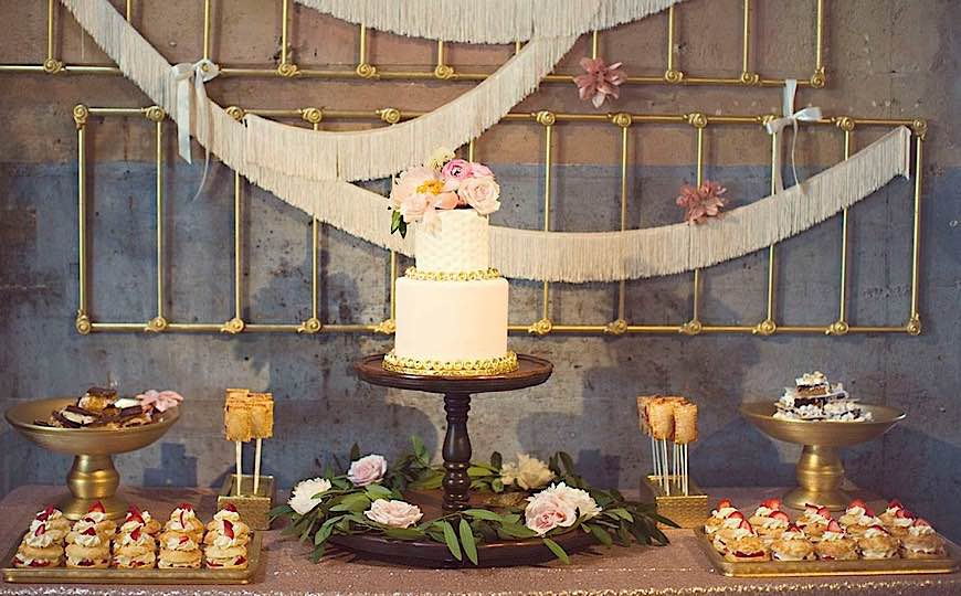 Lovely Wedding Cakes from Sugar Bee Sweets Part II