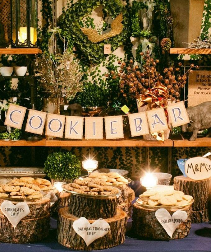 Wedding Dessert Table Ideas - MODwedding