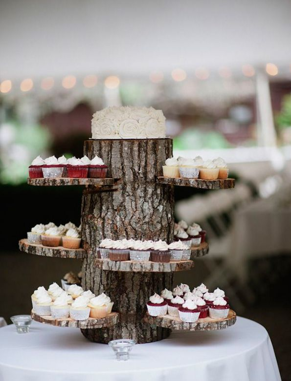 RELATED Chic Wedding Dessert Table Ideas