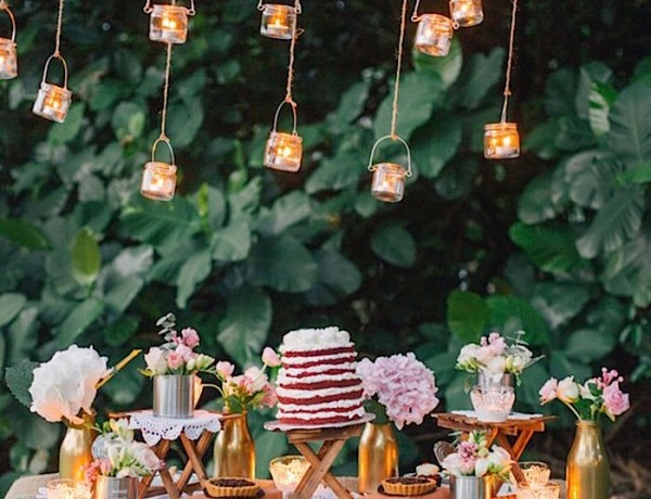 The Most Elegant Wedding Dessert Table Ideas