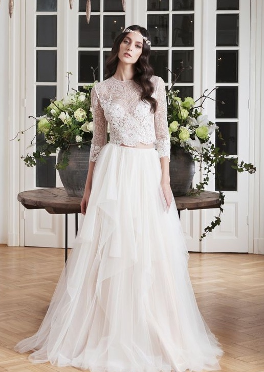 Wedding Dresses with Modern Charm - MODwedding