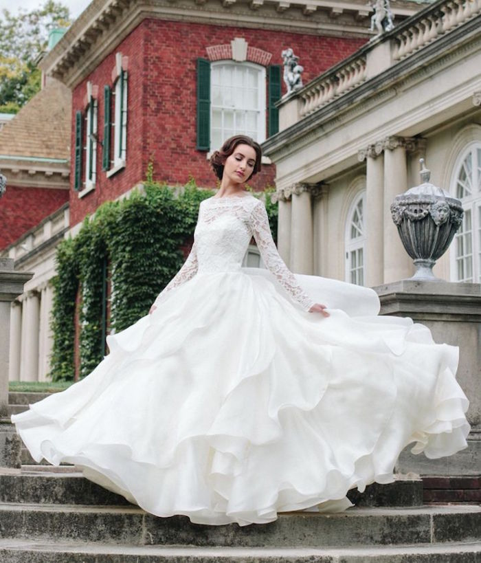 Wedding Dresses by Sophisticated Designers - MODwedding