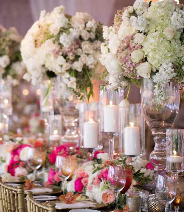 Complete Wedding Checklist: A Complete List Of Wedding Flowers You May Need For Your