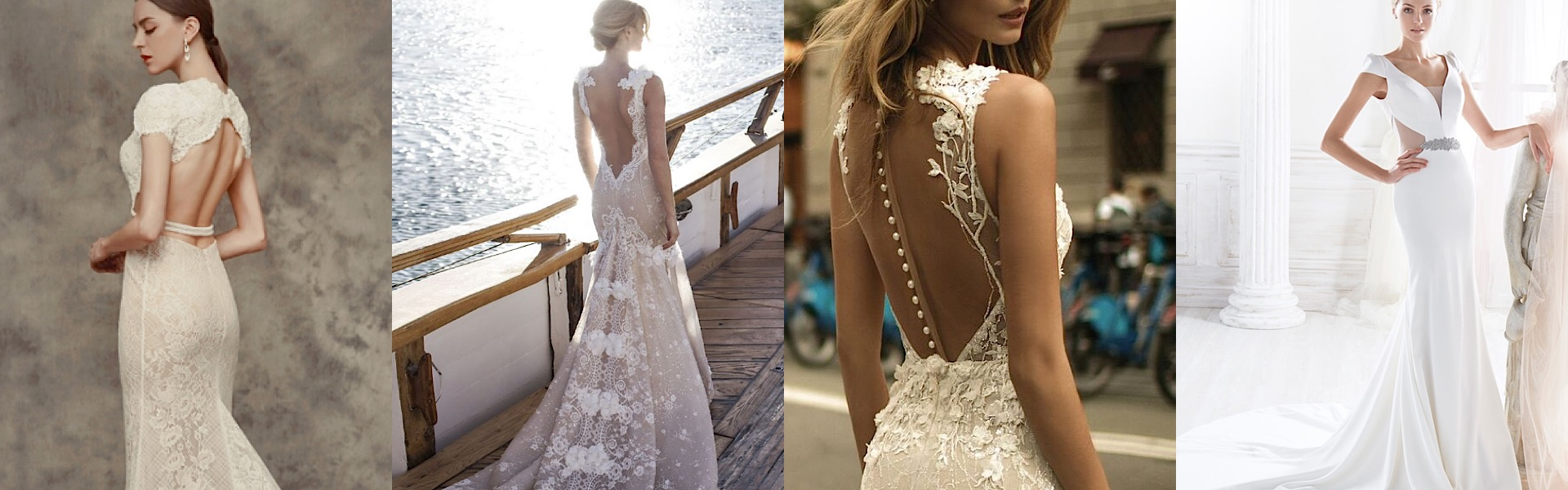 25 Stunning Mermaid Wedding Dresses And Where to Find Them