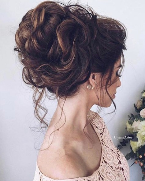 Wedding hairstyle inspiration ulyana aster junglespirit Image collections