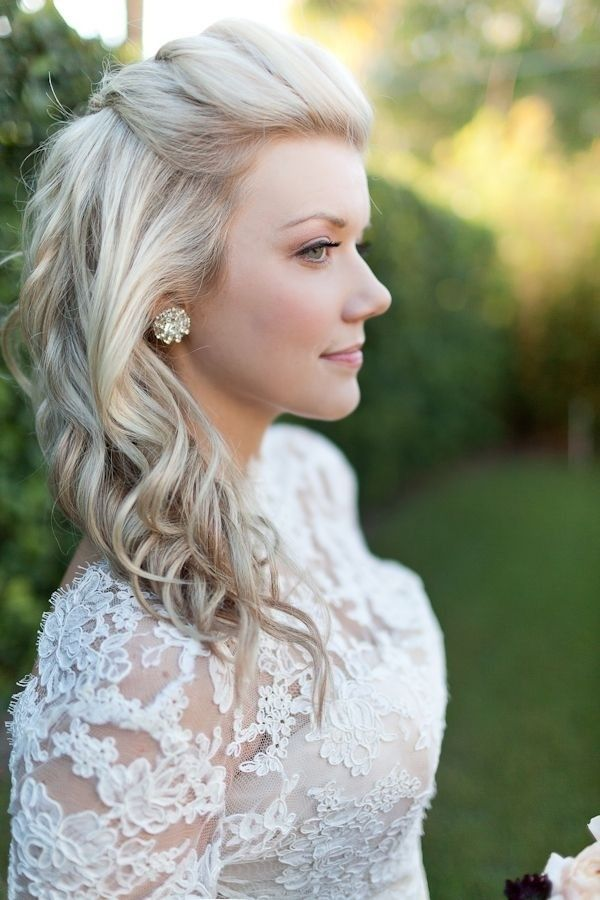 Wedding Hairstyles A Guide To Glamour