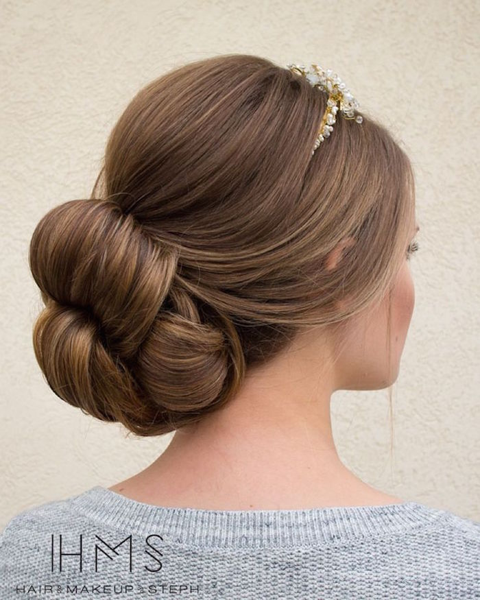 20 Inspiring Wedding Hairstyles From Steph On Instagram: Wedding Hairstyles From Hair & Makeup By Steph