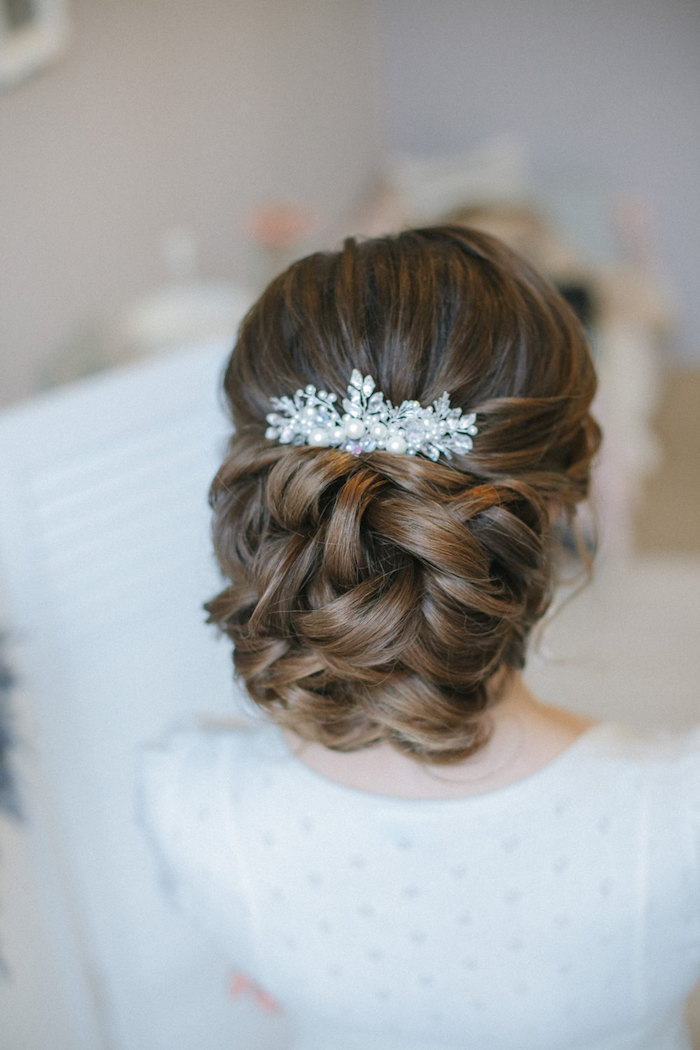 hair comb styles wedding hairstyles with elegance modwedding 4408