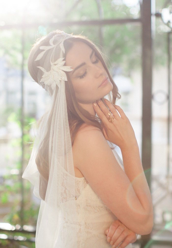 Brilliant Wedding Hairstyles for the Glamorous Look