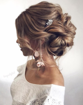 hair style bridesmaid wedding hairstyles modwedding 2972 | wedding hairstyles 5 05082018 km 315x400