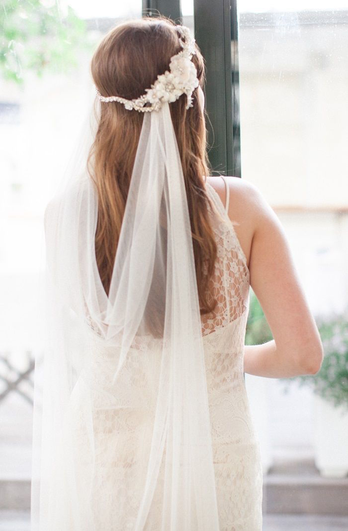 Classic Wedding Hairstyles with Chic Elegance