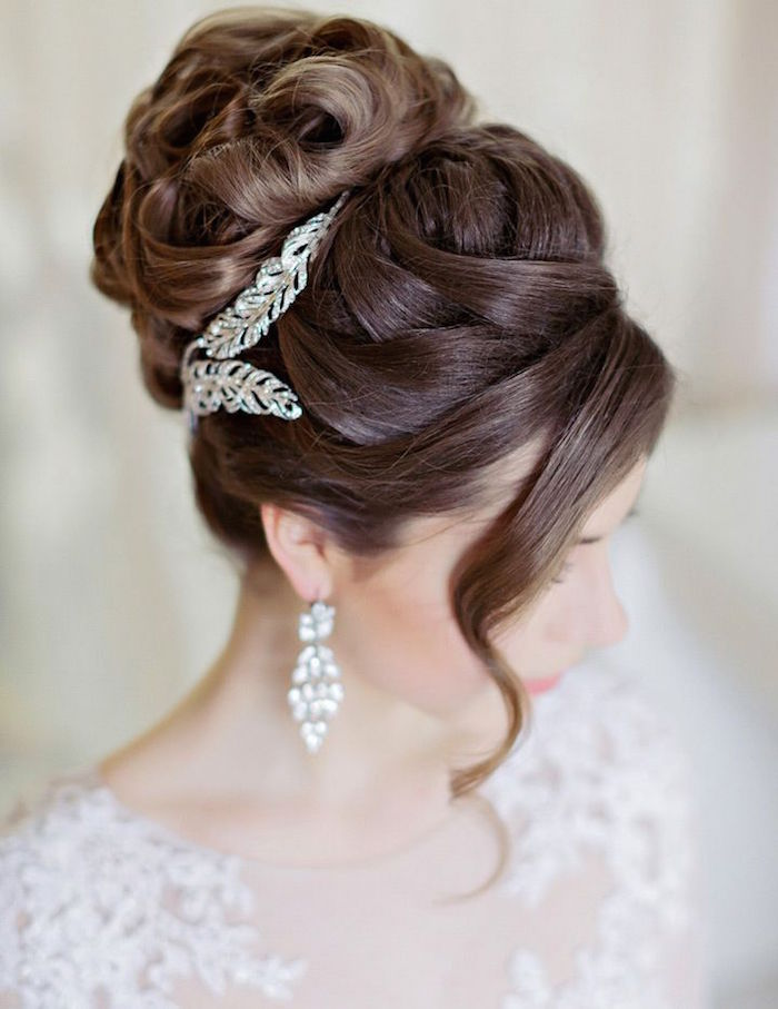 Wedding Hairstyles for the Modern Bride - MODwedding