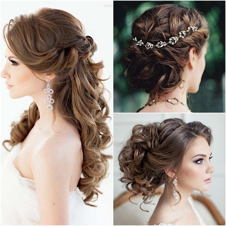 Wedding Hairstyles Collage 10232017 Km