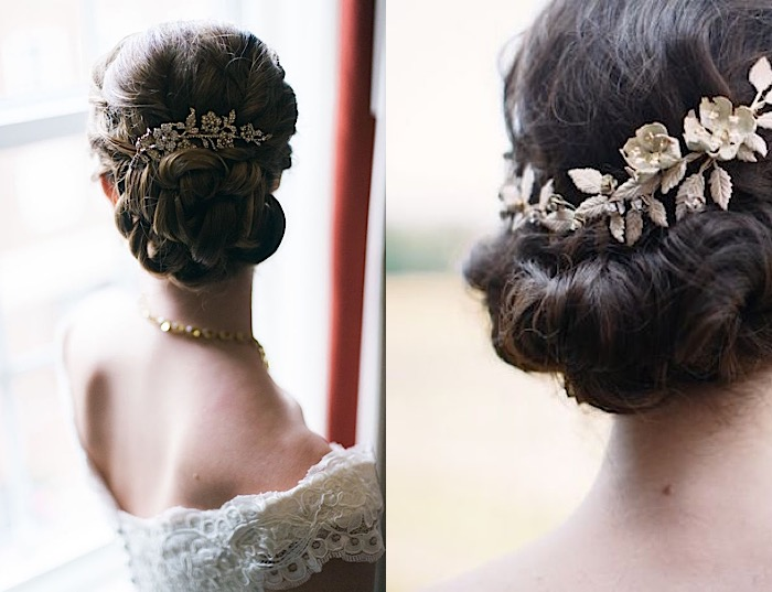 Wedding Hairstyles With Rustically Chic Style Modwedding