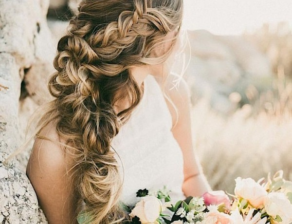 wedding hairstyles 2 months ago the prettiest wedding hairstyles ...