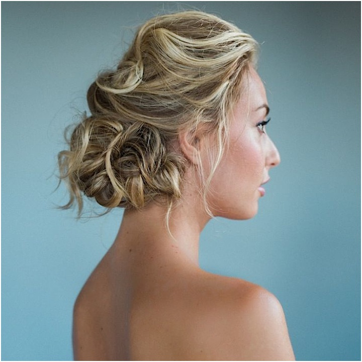 Summer Wedding Hairstyles For Medium Hair : Wedding hairstyles for medium length hair ky