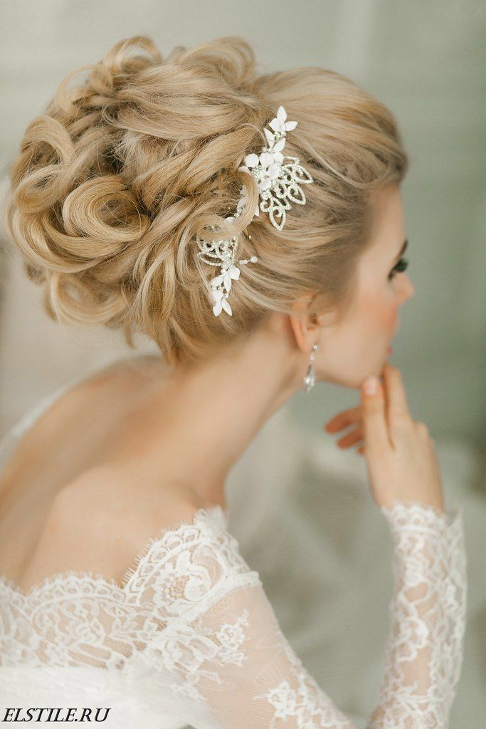 weddings hair style wedding hairstyles that are right on trend modwedding 7611