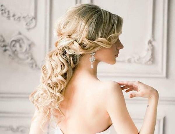 fashion wedding hairstyles 2 months ago 23 pretty wedding hairstyles ...