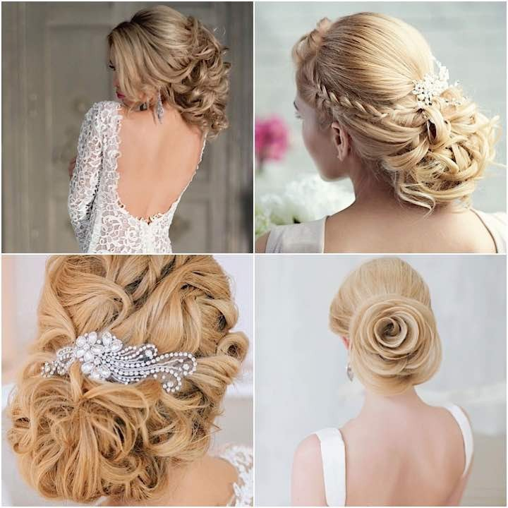 Marvelous Wedding Hairstyles With Chic Updos Modwedding Hairstyles For Women Draintrainus