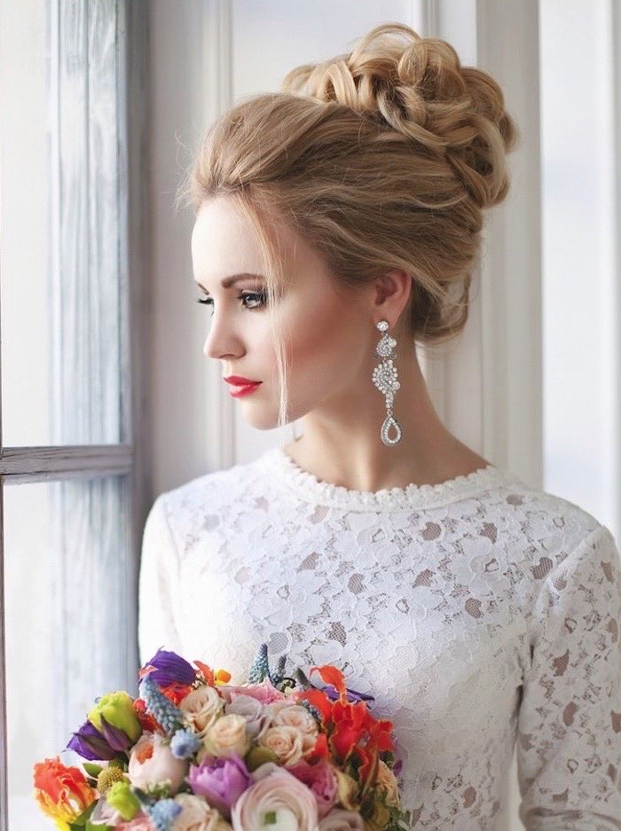 Wedding Hairstyles From Elstile Part I Modwedding