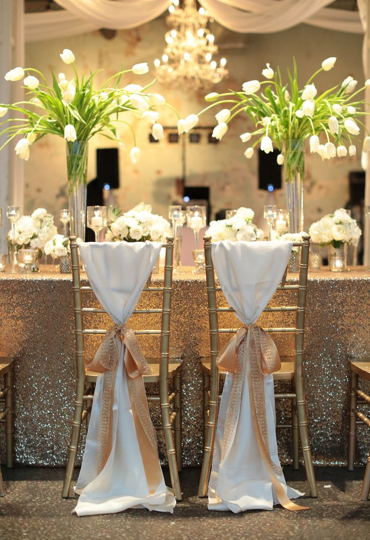 Wedding ideas for stunning tall centerpieces modwedding