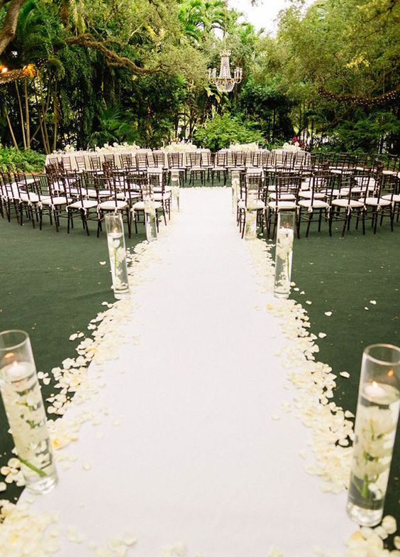 What are some different types of wedding ceremonies?