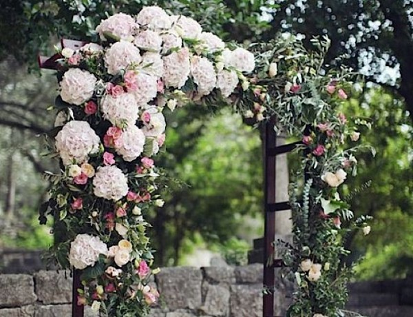 Luxury Wedding Ideas with Elegant Floral Details