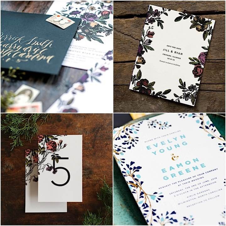 Wedding Invitations For Every Style Of Celebration