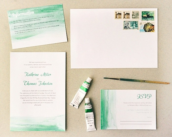 wedding invitation templates you will love modwedding