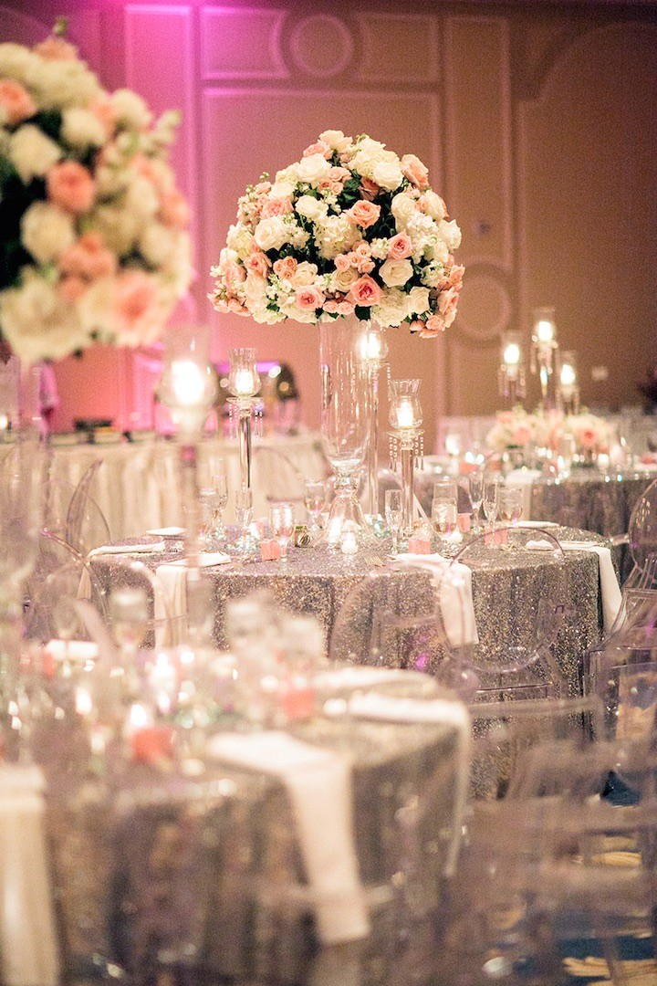 houston wedding silver and pink glamour modwedding. Black Bedroom Furniture Sets. Home Design Ideas