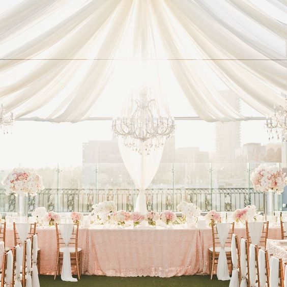 How Much Do Tent And Heater Rentals Cost For Your Wedding