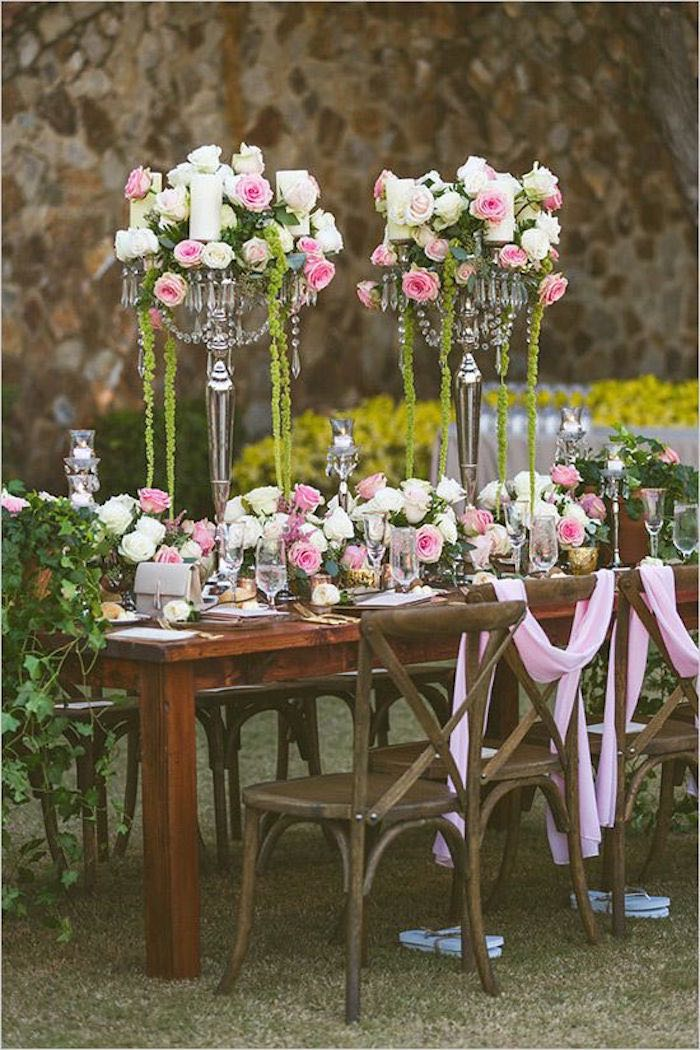 Wedding reception ideas with chic style modwedding for Outdoor wedding reception ideas